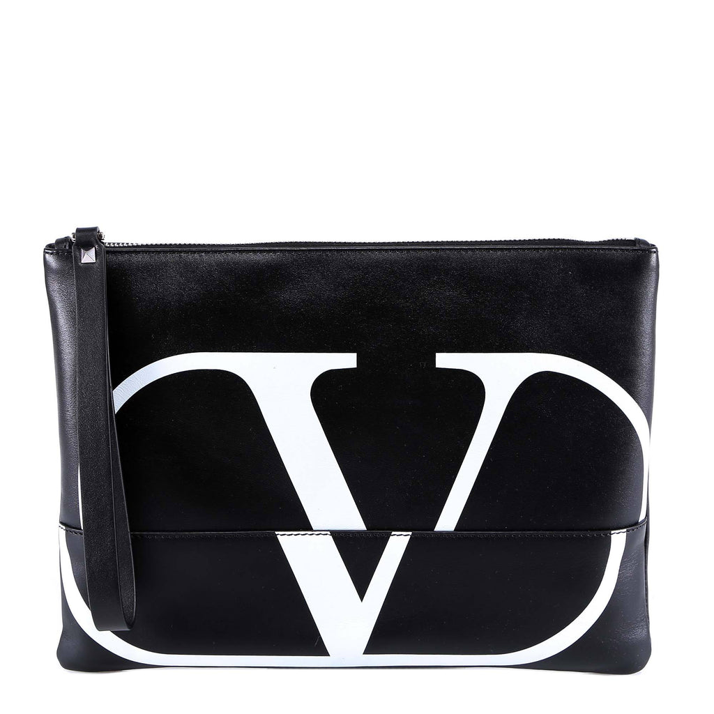 Valentino Zipped Pouch