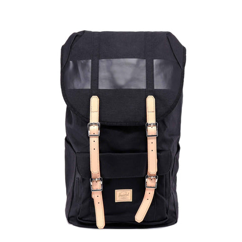 Herschel Supply Co. Buckled Foldover Backpack