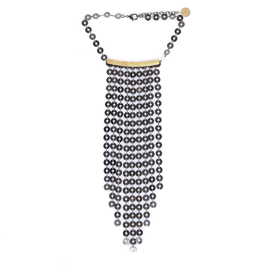 Silvia Gnecchi Sequin Necklace