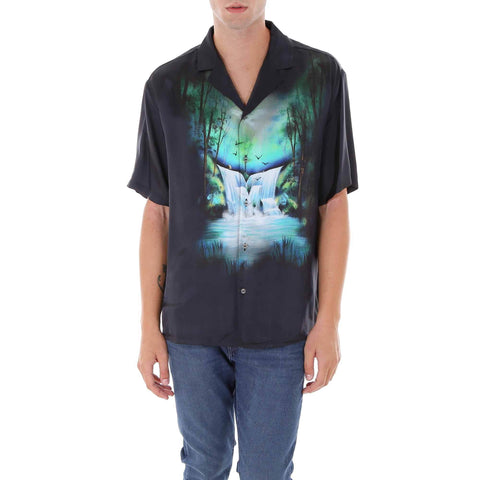Off-White Graphic Printed Shirt