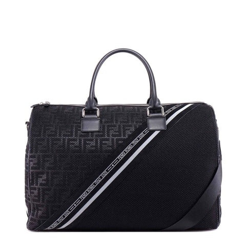 Fendi Monogram Print Duffle Bag