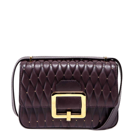 Bally Janelle Studded Shoulder Bag