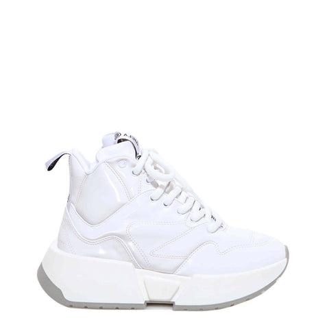 Mm6 Maison Margiela High Top Runner Sneakers