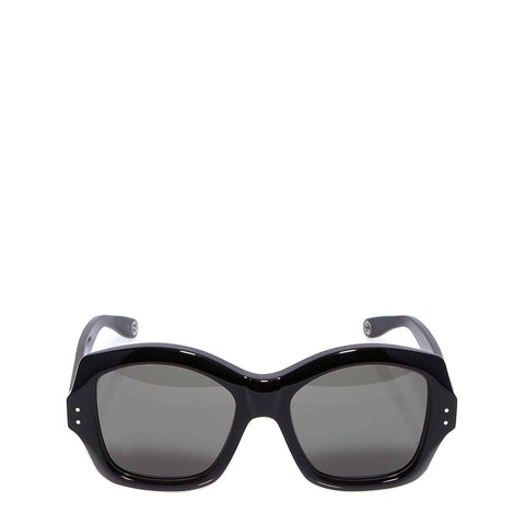 Gucci Eyewear Oversized Logo Sunglasses