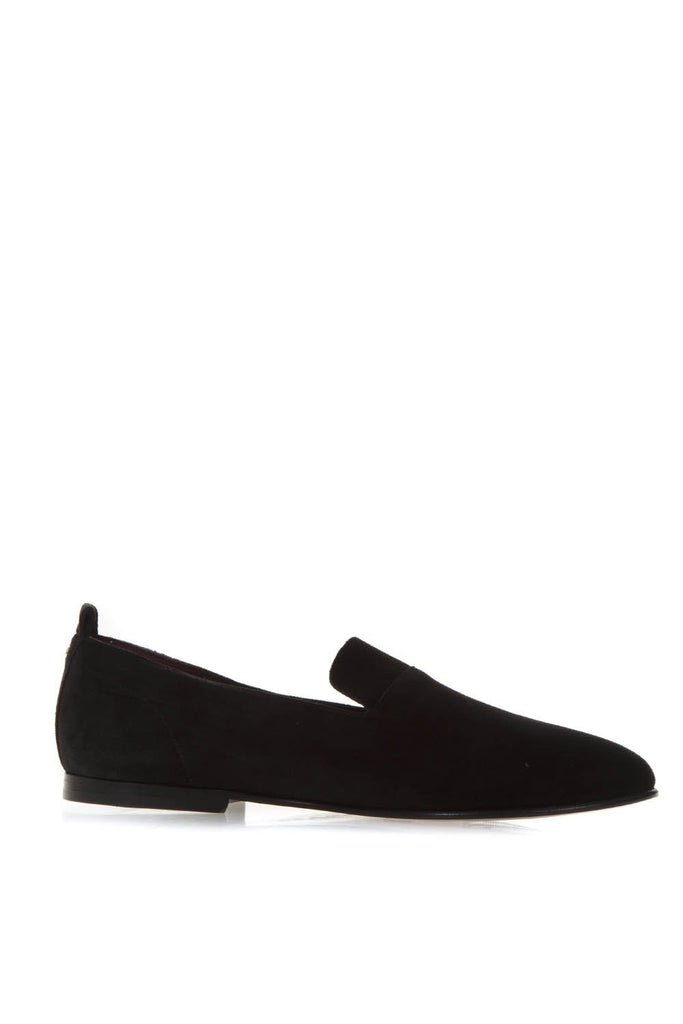 Dolce & Gabbana Suede Monochrome Loafers