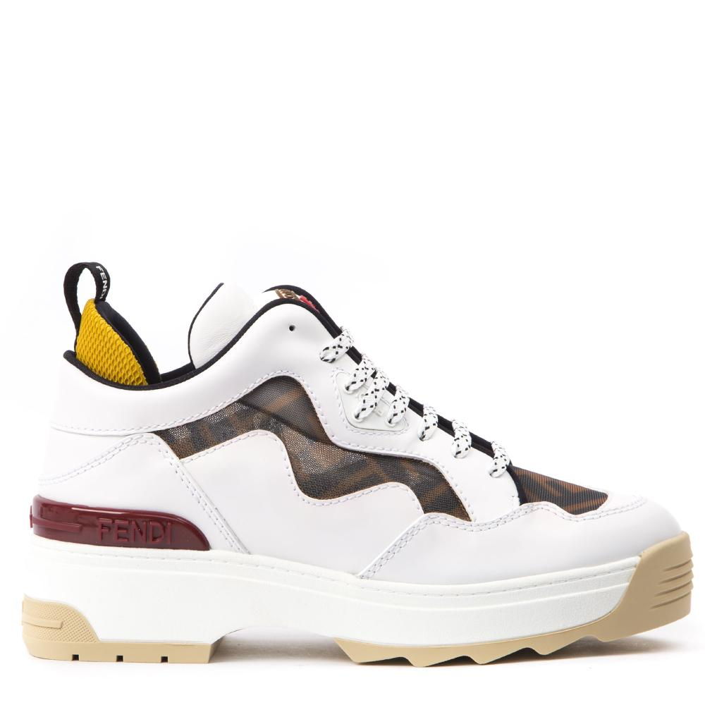 Fendi Chunky Sole Sneakers