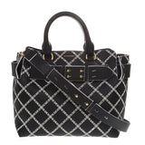Burberry Small Patterned Tote Bag