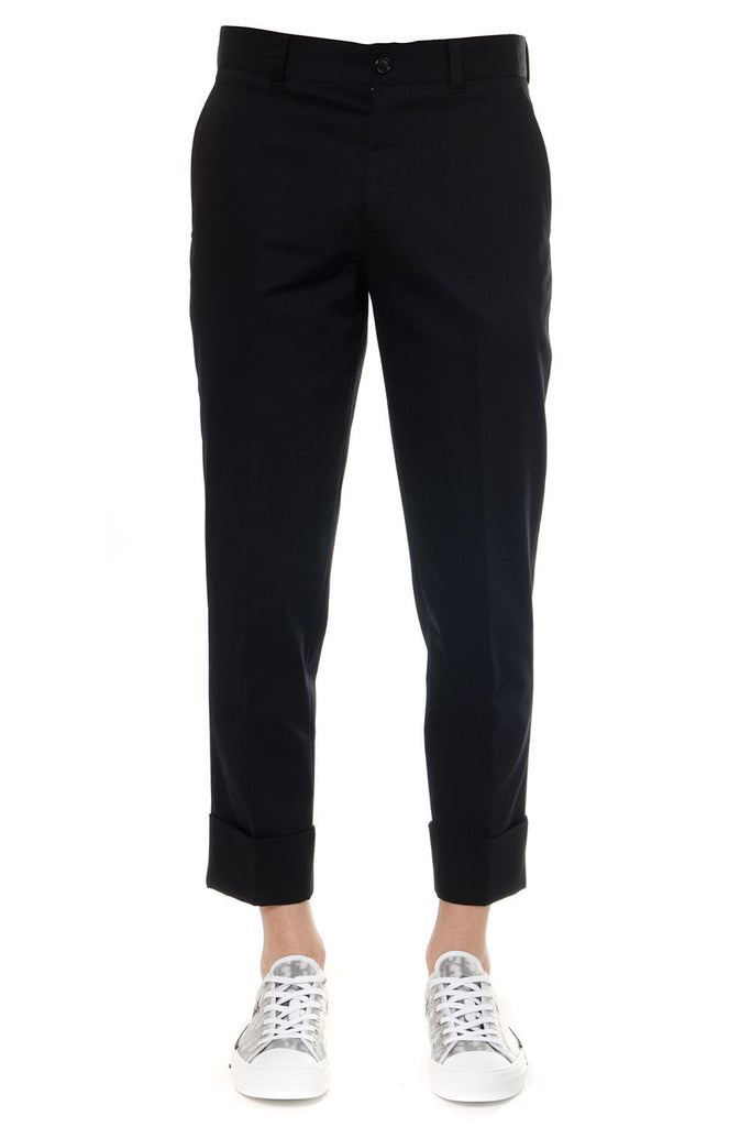 Dior Homme Embroidered Detail Pants