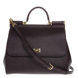 Dolce & Gabbana Large Sicily Shoulder Bag