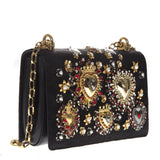 Dolce & Gabbana Embellished Devotion Crossbody Bag
