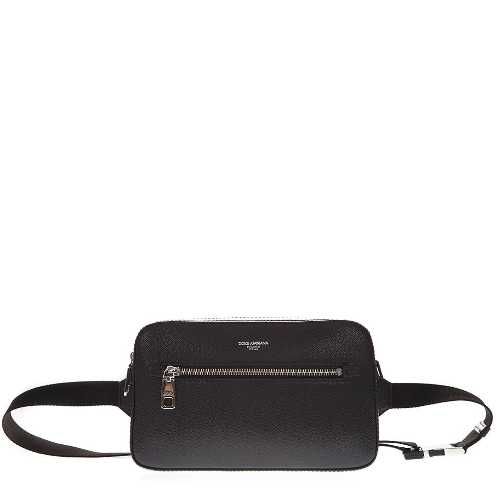 Dolce & Gabbana Logo Belt Bag