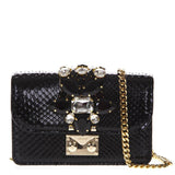 Gedebe Brigitte Embellished Shoulder Bag