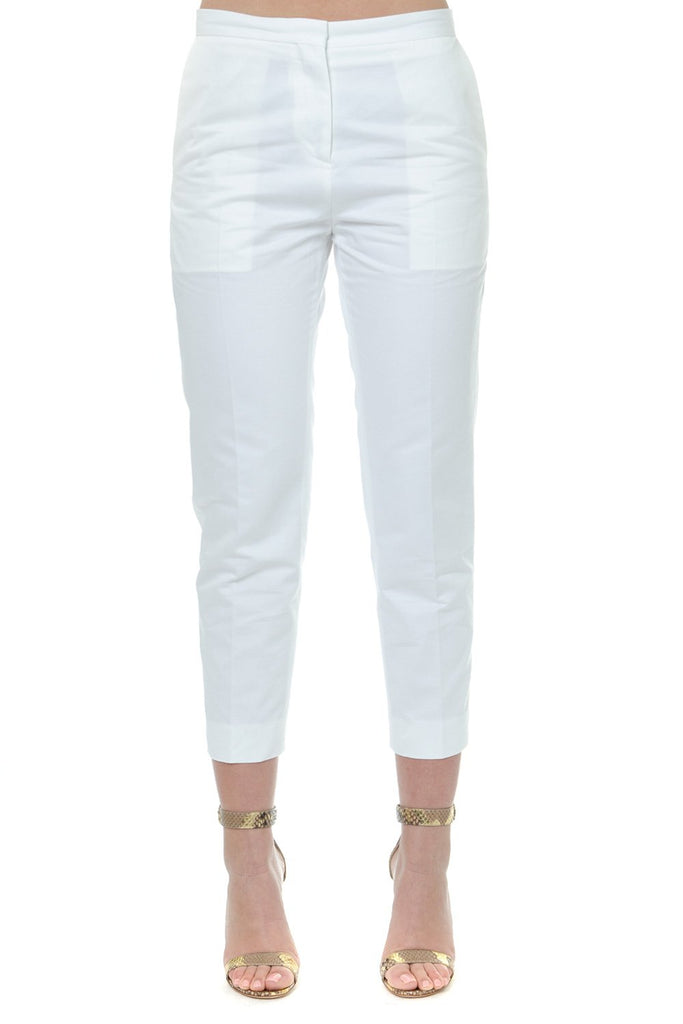 Marni Tailored Slim Fit Cropped Trousers