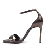 Saint Laurent Amber Ankle Strap Sandals