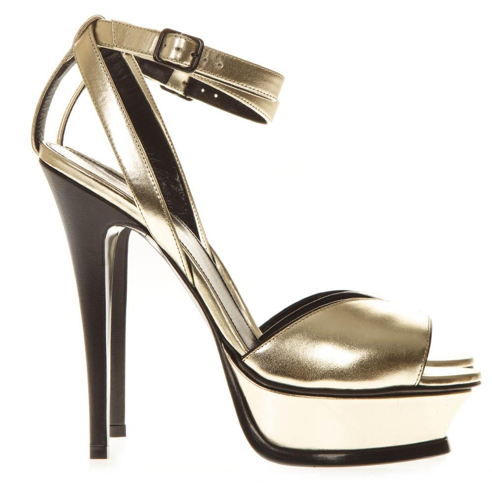 Saint Laurent Tribute 105 Sandals