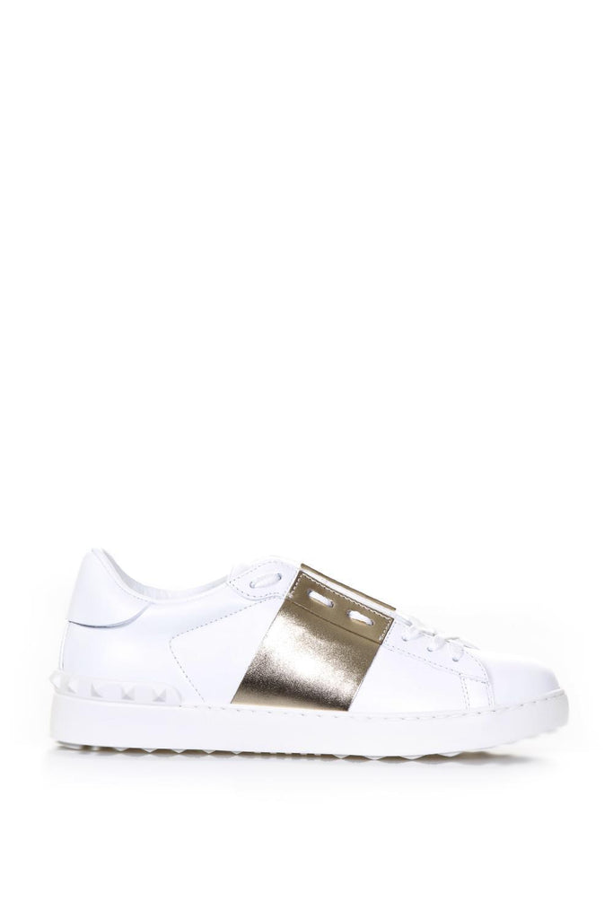 Valentino Open Low Top Sneakers