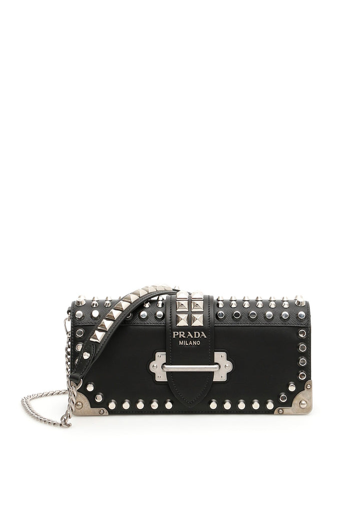 Prada Cahier Clutch Bag