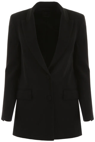 Pinko Single Breasted Tailored Blazer