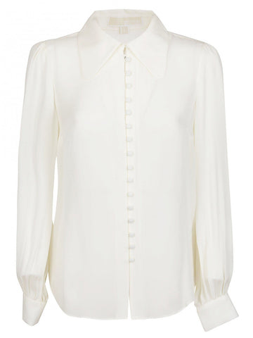 Michael Michael Kors Slim Fit Blouse