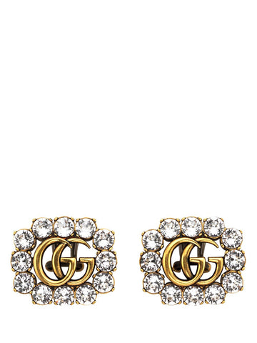 Gucci GG Clip-On Earrings