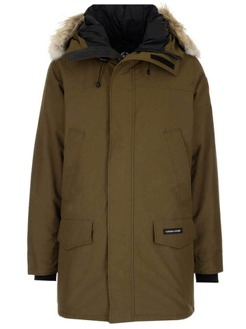 Canada Goose Langford Fur Trimmed Hooded Parka