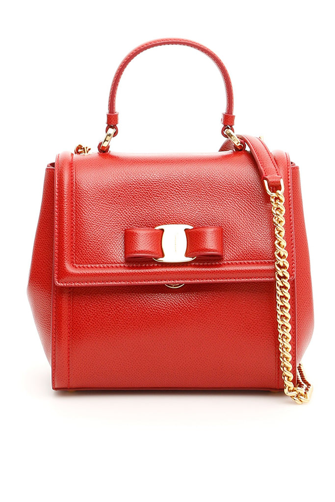 Salvatore Ferragamo Carrie Shoulder Bag