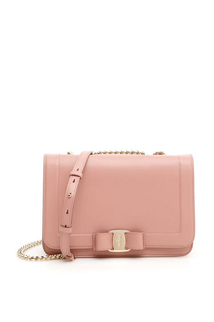 Salvatore Ferragamo Vara Bow Crossbody Bag