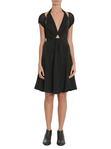 Alexander Wang Balloon Sleeve Dress