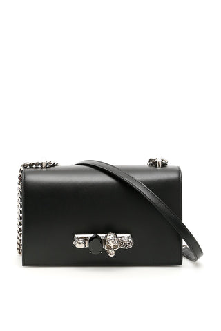 Alexander McQueen Jewelled Crossbody Bag