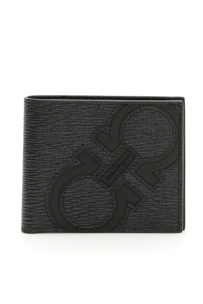 Salvatore Ferragamo Double Gancio Wallet