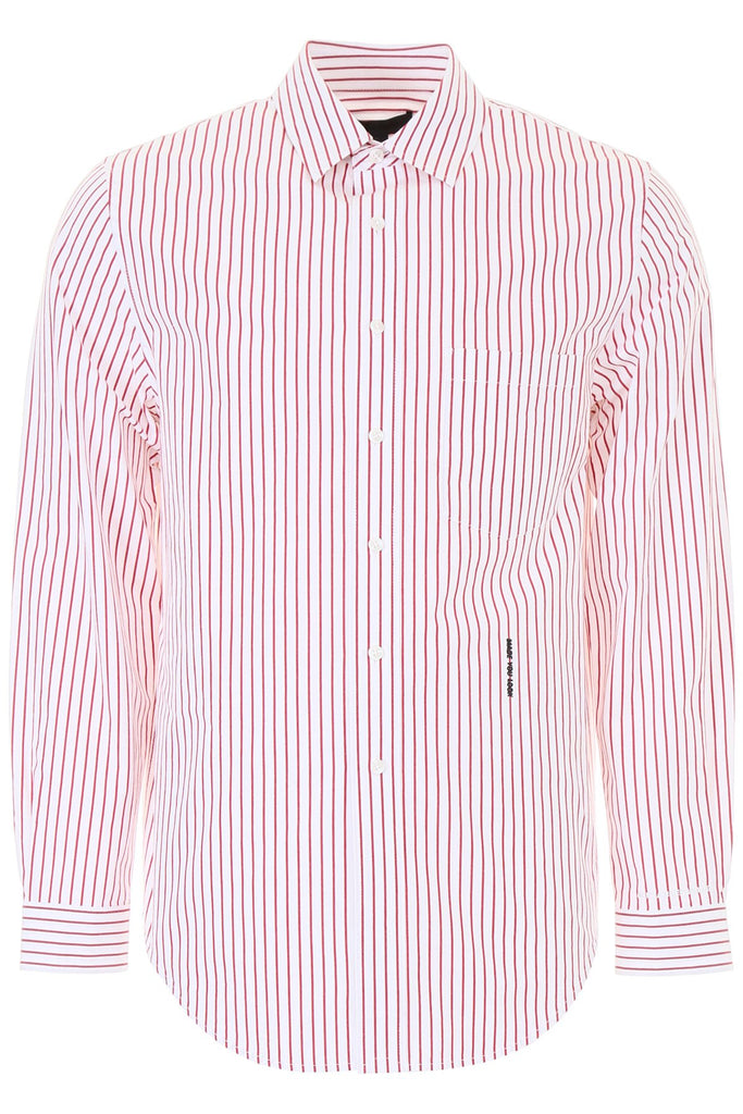 Alexander Wang Striped Cotton Shirt