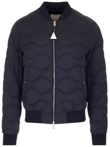 Moncler Borely Quilted Bomber Jacket