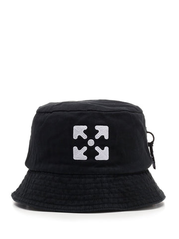 Off-White Logo Bucket Hat