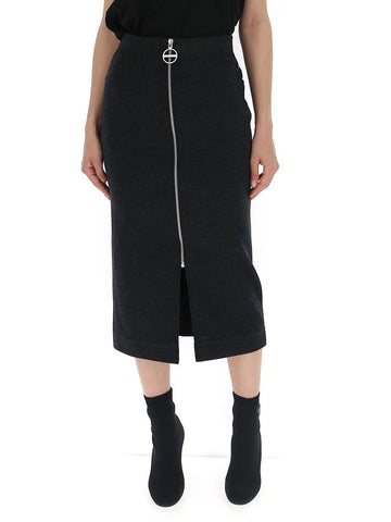 Givenchy Zip-Up Pencil Skirt