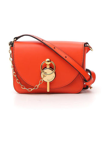 JW Anderson Key Lock Detail Crossbody Bag