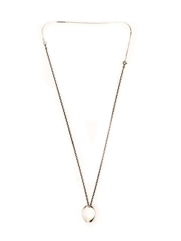 Maison Margiela Ring Chain Neckalce