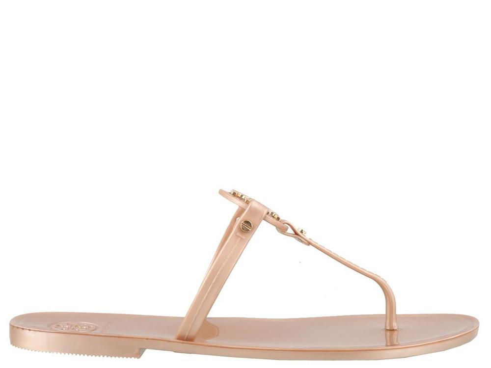Tory Burch Mini Miller Jelly Sandals