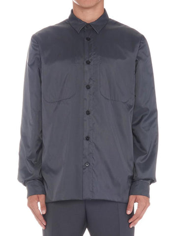 Jil Sander Upside-Down Stitch Shirt