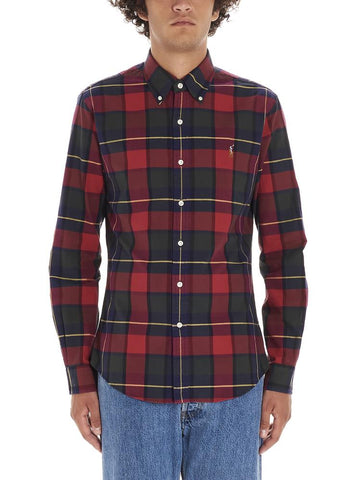 Polo Ralph Lauren Checked Slim Fit Shirt