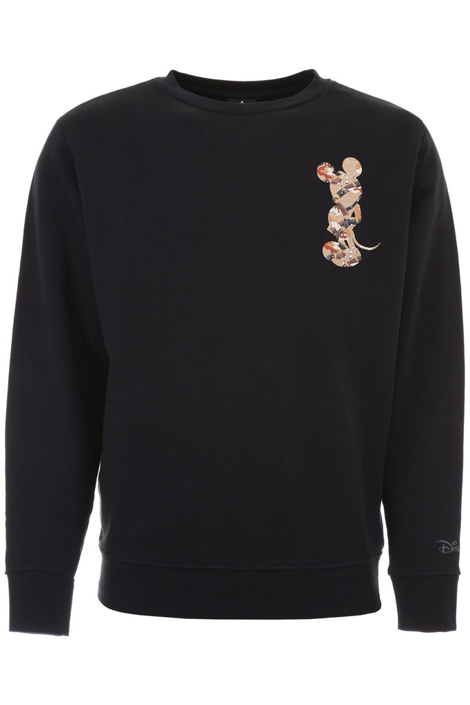 Marcelo Burlon County Of Milan Mickey Mouse Sweaters