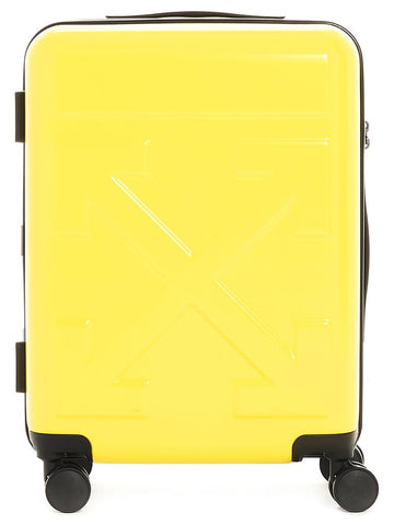 Off-White Arrow Quote Luggage