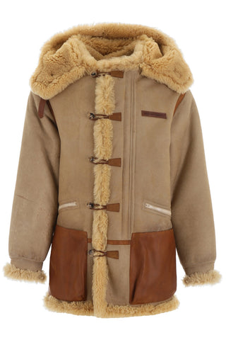 Golden Goose Deluxe Brand Hooded Duffle Coat