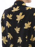 Versus Flower Printed Shirt