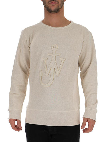 JW Anderson Logo Patch Sweatshirt