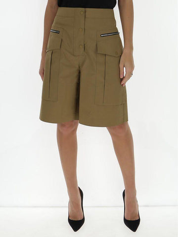 3.1 Phillip Lim High Rise Pocket Detail Shorts