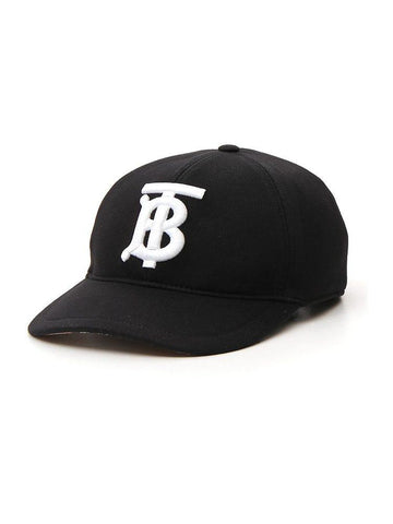 Burberry Logo Embroidered Baseball Cap