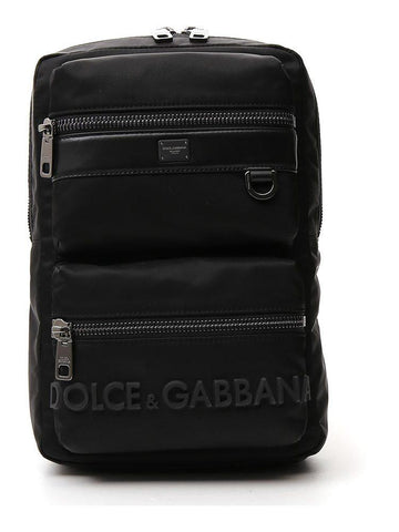 Dolce & Gabbana Single Strap Backpack
