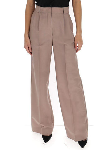 Fendi High Waisted Wide Leg Trousers