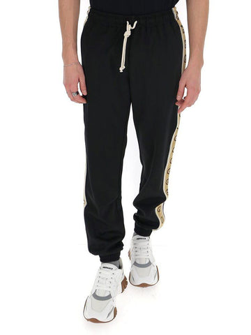 Gucci Logo Side Striped Track Pants