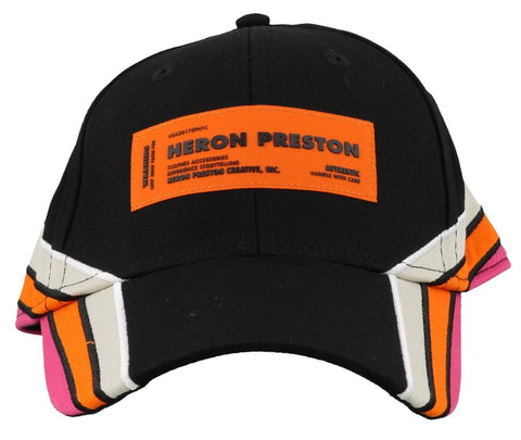 Heron Preston Logo Patch Baseball Cap